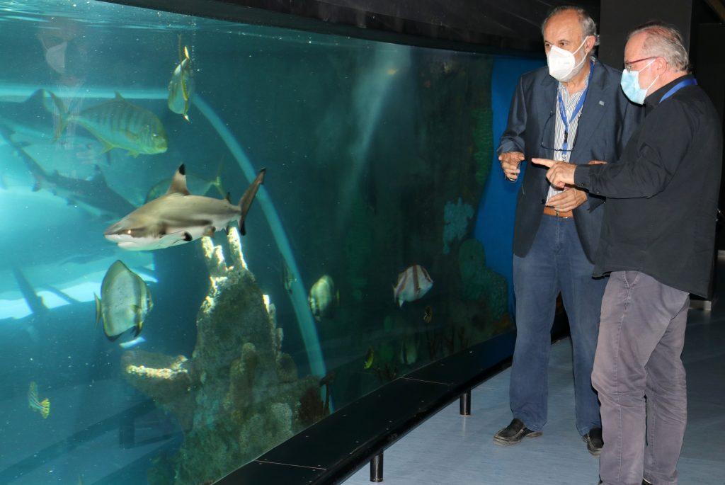 Convenio CEIMAR y Parque de las Ciencias de Granada